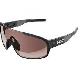 POC Sports Crave Sunglasses Uranium Black Translucent / Grey