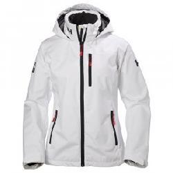 Helly Hansen Crew Hooded Rain Jacket (Women's)