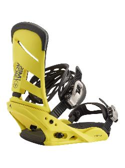 Burton Men's Mission Re:Flex Snowboard Binding Winter 2020