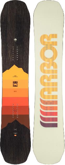 Arbor Shiloh Camber Midwide Snowboard