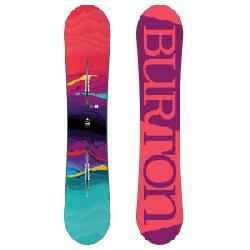 Women's Burton Feelgood Flying V Snowboard 2018