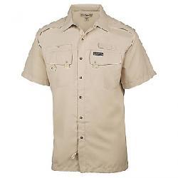 Hook & Tackle Men's Seacliff SS Shirt Sand