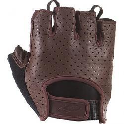 Lizard Skins Aramus Classic Short Finger Gloves Brown