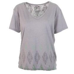 Burton Geo V-Neck Womens T-Shirt