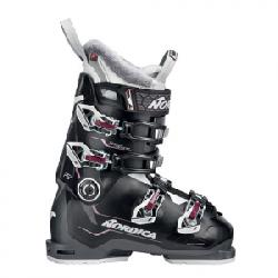 Nordica Speedmachine 75 Ski Boot - Women's Black/anthracite/purple