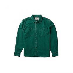 Arbor Men's Foundation Chamois Shirt Emerald