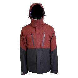 Turbine Cornice Mens Insulated Snowboard Jacket 2019