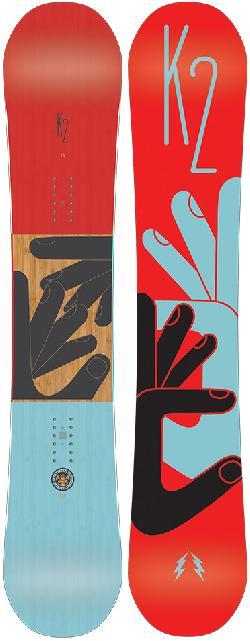 K2 Fastplant Snowboard