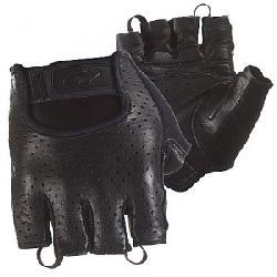 Lizard Skins Aramus Classic Short Finger Gloves Jet Black