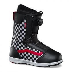 Vans Brystal Snowboard Boot - Youth Black/checker 6.0