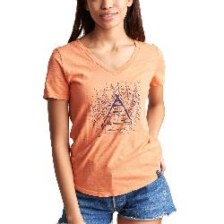 United By Blue Cabin and Canoe Womens T-Shirt