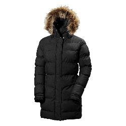 Helly Hansen Blume Puffy Parka w/Faux Fur Womens Jacket 2019