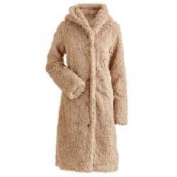 Nils Britta Long Fuzzy Coat (Women's)
