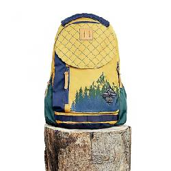 United By Blue 25L Rift Pack Evergreen Shadow / Gold
