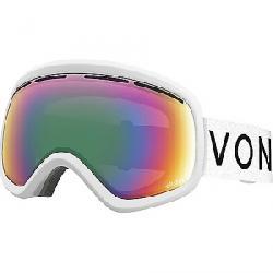 VonZipper Skylab Goggle White Satin / Wildlife