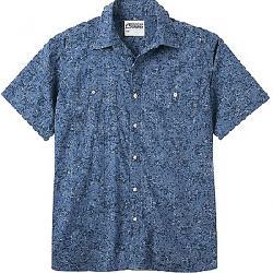 Mountain Khakis Men's Ace Indigo SS Shirt Indieflauge