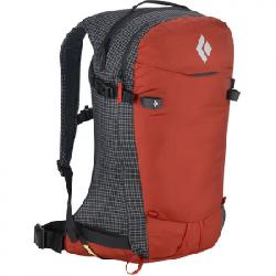 Black Diamond Dawn Patrol 25 Pack Deep Torch/black M/l