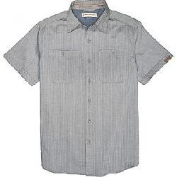 Dakota Grizzly Men's Booker SS Shirt Metal
