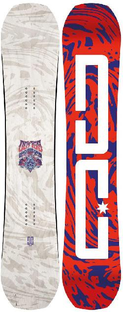 DC The 156 Snowboard