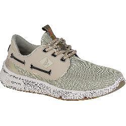 Sperry 7 Seas Camo Boat Mens Shoes