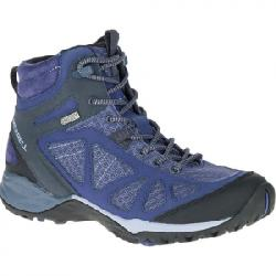 Merrell Siren Sport Q2 Mid Waterproof Shoes - Women's Crown Blue 5.5