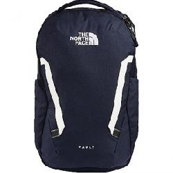 The North Face Vault Backpack Aviator Navy Light Heather / TNF White