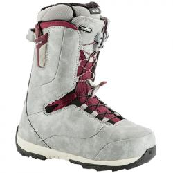 Nitro Crown TLS Snowboard Boot - Women's Grey 9.5