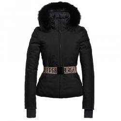 Goldbergh Hida Down Ski Jacket with Real Fur (Women's)