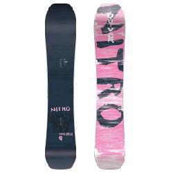 Nitro The Quiver Banker Snowboard 2020