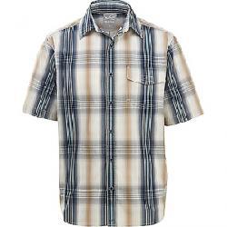 Woolrich Men's Eco Rich Desert View Shirt Deep Indigo