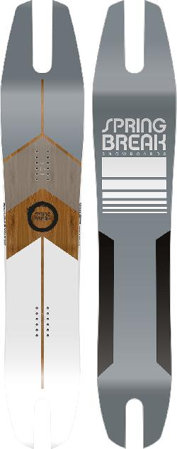 Capita Spring Break Powder Catamaran Snowboard