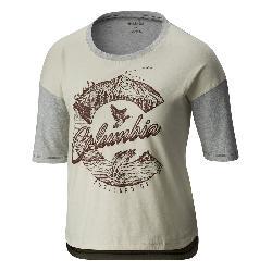 Columbia CSC 503 Graphic Womens T-Shirt 2018
