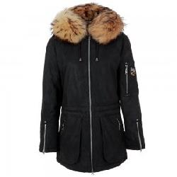 Skea Glory Insulated Coat with Real Fur (Women's)