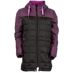 686 Airflight Down Parka Womens Insulated Snowboard Jacket