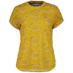 Maloja Women's SalaM. Multi 1/2 Short Sleeve Jersey Sunlight