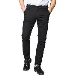 DU/ER Men's Limitless Stretch 9 To 9 Slim Fit Pant Black