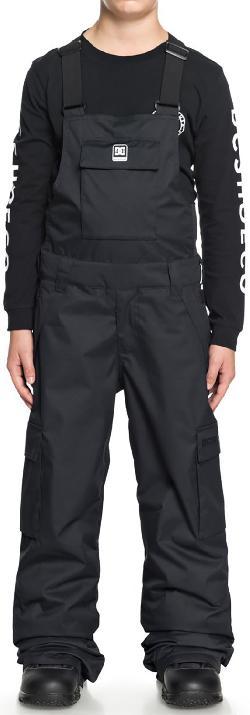 DC Banshee Bib Kids Snowboard Pants