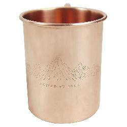United By Blue Mountain Peak Copper Mug