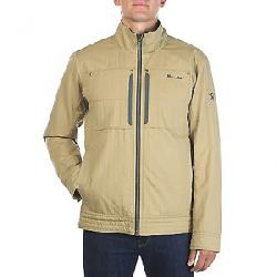 Moosejaw Men's Cadieux Insulated Canvas Jacket Antique Bronze