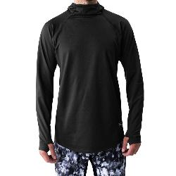BlackStrap Therma Hooded Mens Long Underwear Top