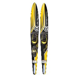 O'Brien Performer Combo Water Skis With X-8 Bindings 2020