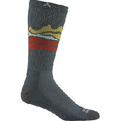 Wigwam Beacon Heights Sock Black Sand