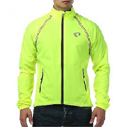 Pearl Izumi Men's ELITE Barrier Convertible Jacket Screaming Yellow
