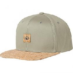 Tentree Freeman Hat Vetiver Green/Cork
