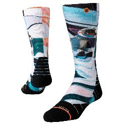 Stance Astro Dog Womens Snowboard Socks