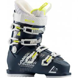 Lange SX 70 Ski Boot - Women's Navy Blue/yellow 22.5