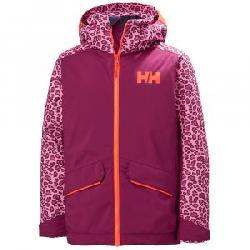 Helly Hansen Snowangel Insulated Ski Jacket (Girls')