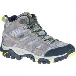 Merrell Moab 2 Mid Waterproof Hiking Boots - Women's Navy Morning 9.5