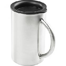 GSI Outdoors Glacier Stainless Camp Cup Brushed Stainless Silver