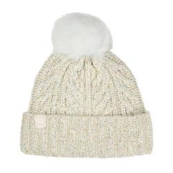 UGG Cable Pom Beanie Womens Hat
